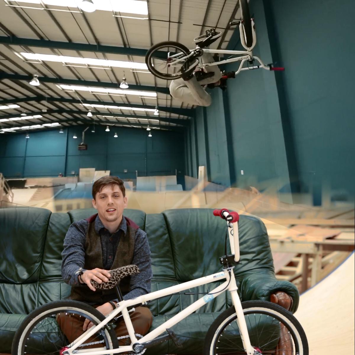 Scott Hamlin Bike Check